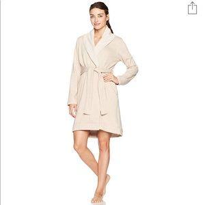 UGG Women's Blanche Robe NWOT Large - Oatmeal